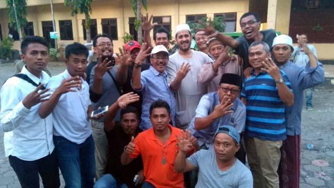Perhitungan Sementara Quick Count Pilwali Kota Probolinggo Dari Tim Pemenangan PKB Handal Brilian Unggul