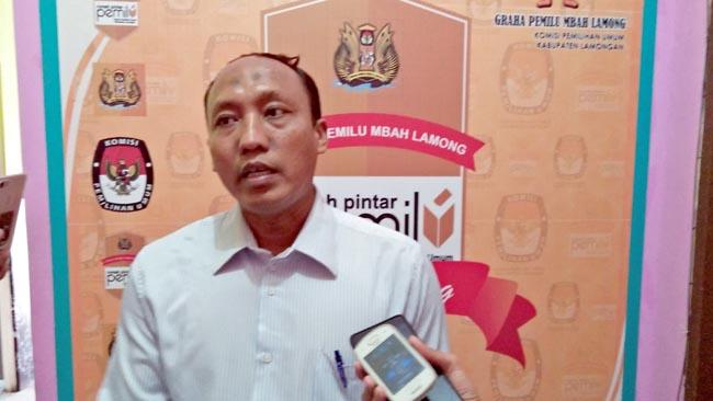 KPU Lamongan Beri Warning Agar Parpol Lebih Selektif Pilih Caleg