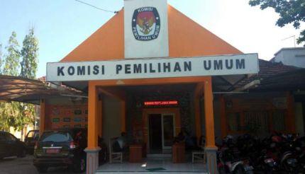 KPU Lamongan Tetapkan 553 Bacaleg Dalam DCS