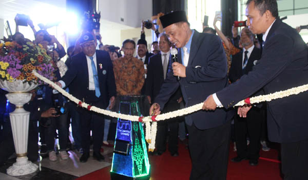 UM Resmi Miliki Graha Rektorat