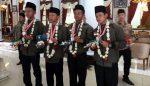 4 Santri Ponpes Mambaus Sholihin Juarai Osaka Robotic Games 2017