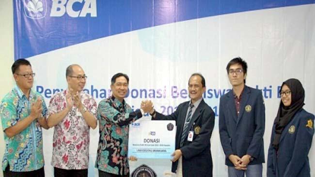 Beasiswa Bakti BCA Bagi Mahasiswa Berprestasi UB