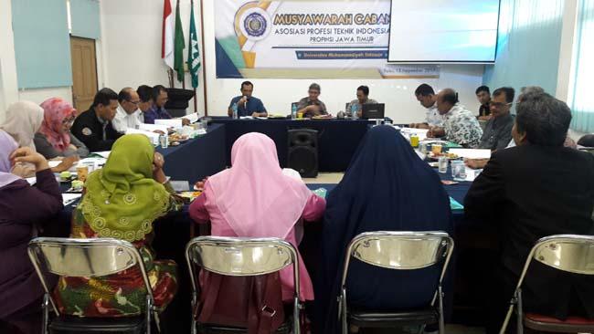 Kuatkan Profesi Alumni, APTI Jatim Gelar Muscab
