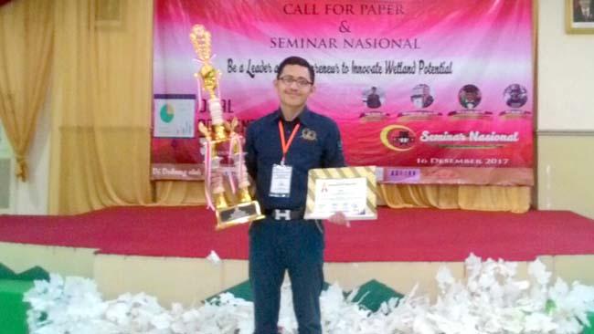 UM Raih Juara 1 Call Paper Leadership & Entrepreneurship 2017