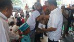 Ratusan Anak Yatim Situbondo Terima Santuan Paket Sekolah