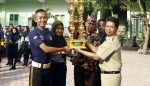 Depassa SMAN 1 Panji Situbondo Boyong 5 Piala Kejuaraan Nasional Kreasi PBB
