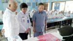 SMPN 1 Pasirian Gandeng BNNK Lumajang Lakukan Tes Urin