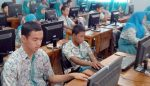 SMPN 2 Wonoayu Try Out Berbasis Komputer
