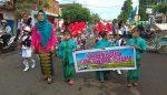 Sambut Hari Kartini, 196 Anak TK – KB Islam Nurul Anshor Situbondo Gelar Pawai
