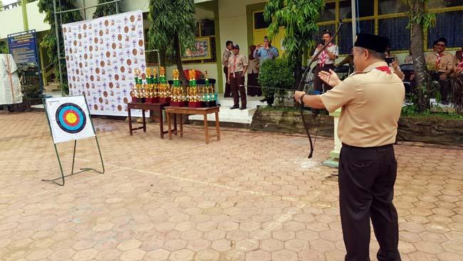 Kwartir Ranting Paciran Gelar Acara Tahunan PSC 2019