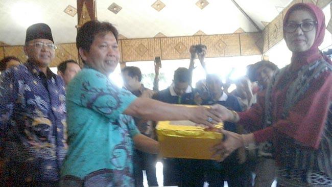 Kemenpar Bantu Pengembangan Wisata Boon Pring Sanankerto Turen