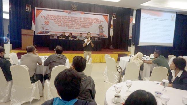 BP2D Kota Malang Bebaskan Pajak APK, Tapi Dikenakan Biaya Jambong