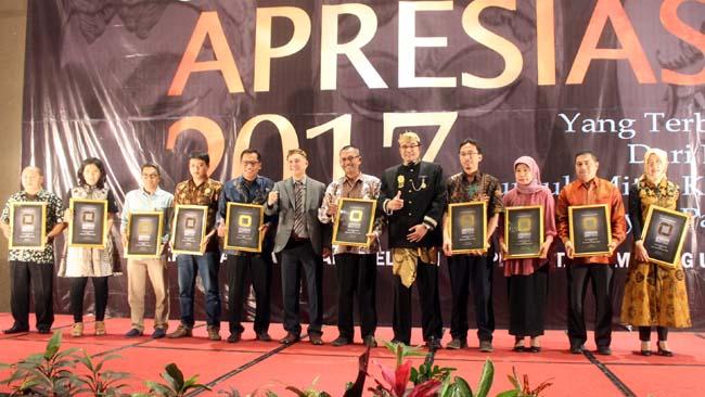 Masuk Kanwil DJP Jatim III Apresiasi WP dan Mitra Kerja Terbaik