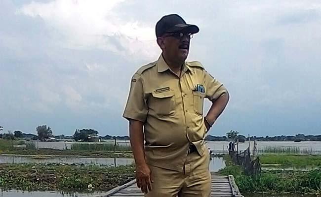 PU Pengairan Sidoarjo, Kerahkan Dua Unit Mesin Pompa Atasi Banjir