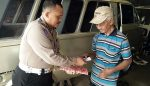 Kreatif, Polres Tulungagung Antarkan SIM ke Pemohon