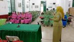 Penyuluhan Kanker Cervix dan Pemeriksaan IVA ke Anggota Persit, Jalaselastri dan Bhayangkari