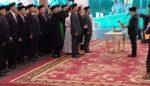 Mutasi dan Promosi Pejabat Eselon III Bergulir di Pemkab Banyuwangi