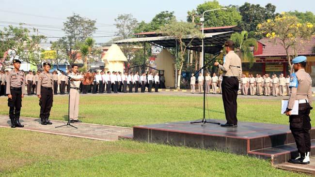 Operasi Ketupat Semeru 2018, Polres Mojokerto Siaga 24 Jam