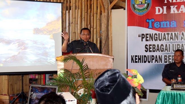 Bupati Situbondo Aktualisasikan Nilai-Nilai Pancasila di Masyarakat