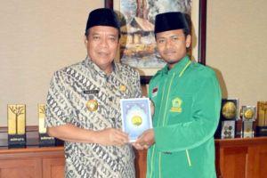 Mukhlis Sanjaya, Penyuluh PAI Non PNS Kemenag Lamongan Teladan Terbaik Nasional