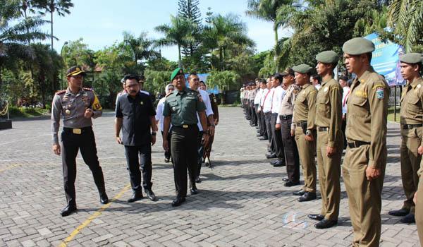 Dandim Malang-Batu Ikut Gelar Pasukan Operasi Zebra