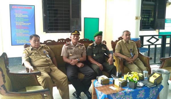 Koramil Kepanjen Siap Menangkan Kecamatan Award dalam HUT ke 1257 Kabupaten Malang