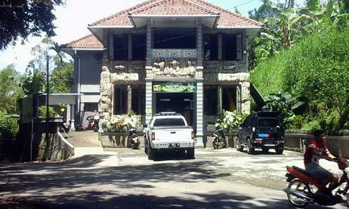 Cafe Wisata Kuliner Desa