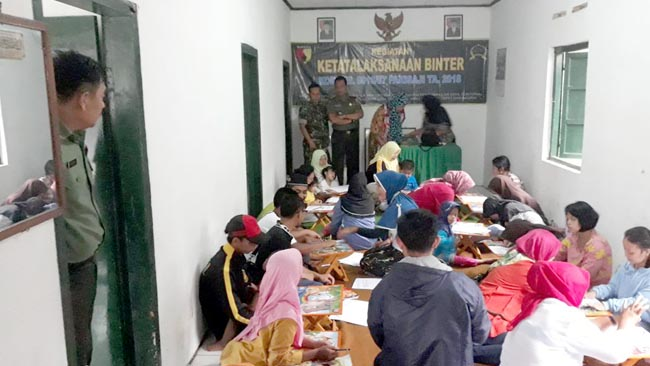 Buka Yayasan Kartika Mutiara Bagi Kaum Difabel