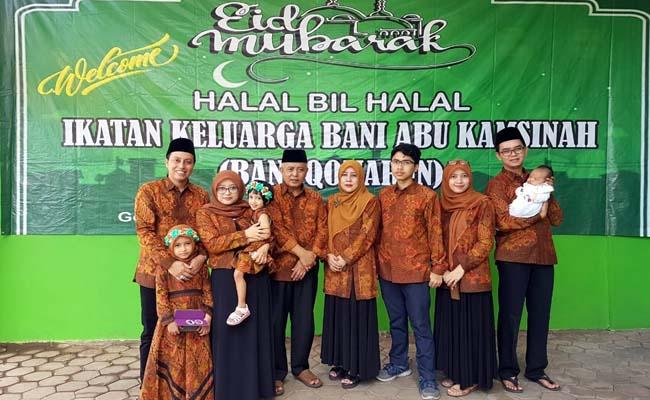 Ratusan Keluarga Bani Qomarun Halal Bihalal di Gondanglegi, HM Sanusi Berharap Bermanfaat dan Saling Kenal