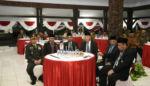 Forkopimda Lumajang bersama Eksponen Pejuang '45, Ramah-tamah Kebangsaan di Pendopo