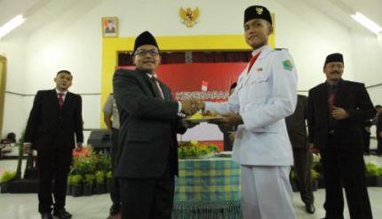 Pembubaran Paskibra Kota Malang 2018 Diwarnai Rasa Haru