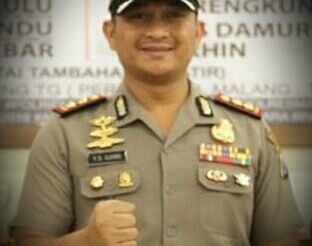 Tangkap  Pelaku Teror, 5 Anggota Polres Malang Dapat Reward  dari Kapolda Jatim