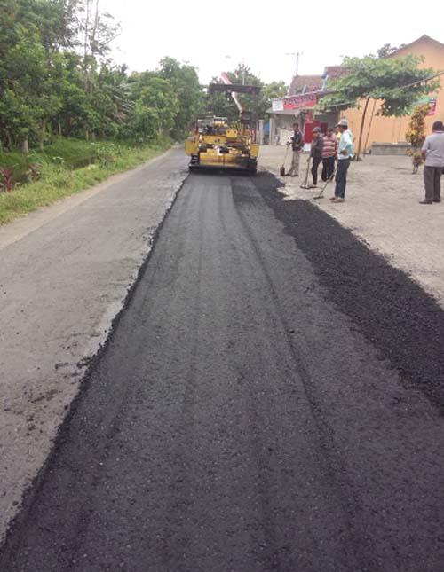 Lagi-lagi Akses jalan Desa Dihotmix