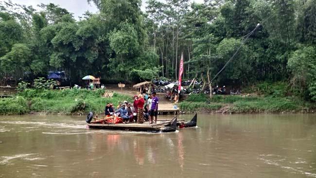 Armada Masa Jadi Wisata di Jember
