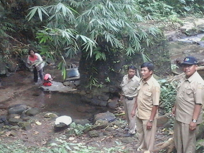 Pemdes Segaran Segera Sulap Sumber Loh Jadi Wisata Desa