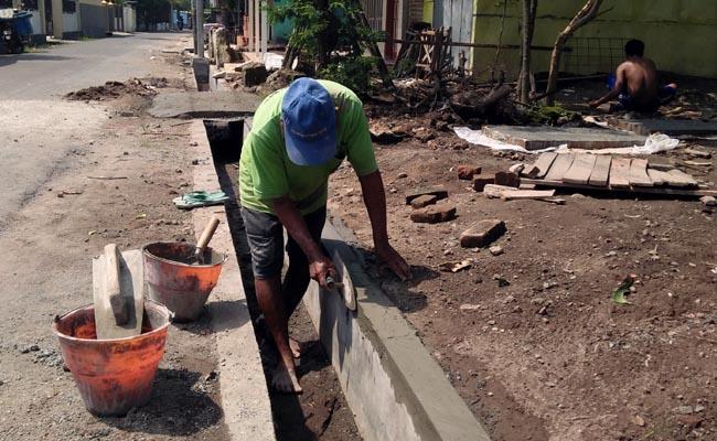 Pagerngumbuk Bakal jadi Kampung Bersih Bebas  Banjir