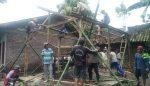 Rumah Warga Miskin di Jember 'Dibedah' Jadi Layak Huni