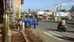 Ratusan Warga Gondanglegi Gelar Kerja Bakti, Bersihkan Drainase,Tanggulangi Banjir Seputaran Pasar