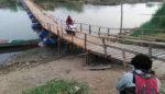 Jembatan Apung, Penghubung Antar Kabupaten
