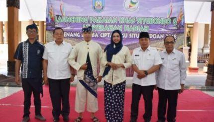 DKS Launching Pakaian Khas Situbondo