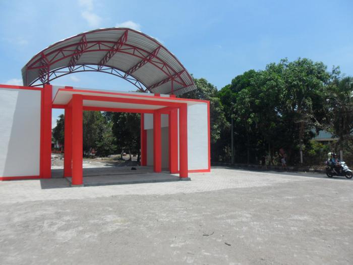 Pembangunan Pusat Kuliner Kota Biltar Segera Dilanjutkan