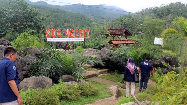 Destinasi Wisata Alam Stone Park di Trenggalek, Tarik Minat Pengunjung
