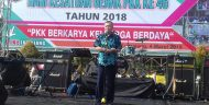 Plt Bupati Lumajang Buka Festival Sego Bantingan