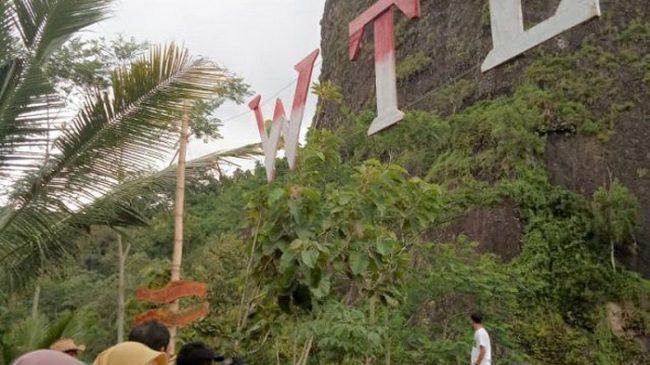 Wisata Tebing Lingga, Destinasi Wisata Alam Terbaru di Trenggalek